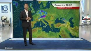 Condizioni di stabilità, salvo temporali dal pomeriggio-sera su Alpi e Prealpi...
