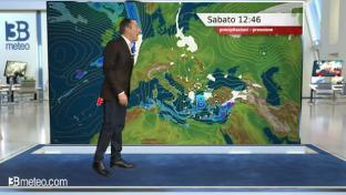 Nubi, freddo e locali rovesci sul versante adriatico e al Sud, più sole altrov...