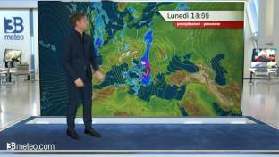 Perturbato su regioni adriatiche e al Sud con calo termico, migliora al Nord...