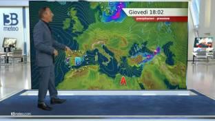 Prevalenza di bel tempo, salvo qualche pioggia su Sicilia e bassa Calabria...