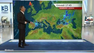 Tempo stabile e in prevalenza soleggiato, qualche piovasco in Sardegna...