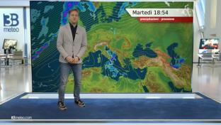 Ancora maltempo al Sud; piogge su Lazio e in Adriatico, tempo buono altrove...