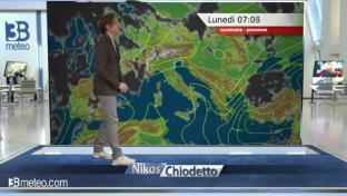 Nubi e locali temporali pomeridiani su Alpi e Appennino, bel tempo altrove...