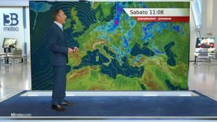 Prevale il bel tempo al Centro-Nord, ancora un po' di instabilità al Meridione...