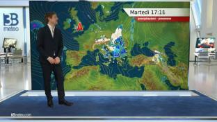 Residue piogge al Nordest; temporali dal pomeriggio sul medio-basso Adriatico...