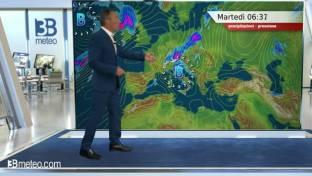 Ancora instabile su Nordest e poi al Centro e su Appennino; temperature in calo...