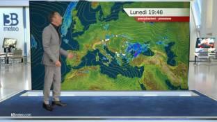 Piogge e rovesci sparsi al Sud, instabilità diurna al centro e sulle Prealpi...