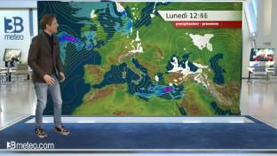 Bello al Nord e sulle aree tirreniche, instabile su adriatiche e Sicilia...