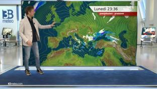 Bel tempo al Nord. Ancora instabile al Centro-Sud con neve a quote collinari...