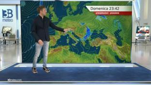 Residua instabilità in Piemonte, piogge su parte del Centro ed entro sera al Su...