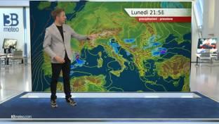 Bel tempo su gran parte d'Italia, salvo piogge su Alpi e interne appenniniche...