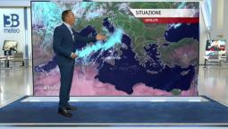 Italia divisa in due: forti temporali al Nord, al Sud si bolle