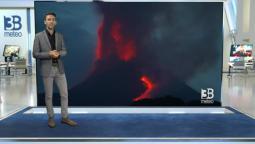 Etna: nuova spettacolare eruzione. Nei prossimi giorni ancora caldo, temporali al Nord