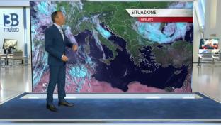 Weekend bollente in tutta Italia, ma domenica temporali forti al Nordovest
