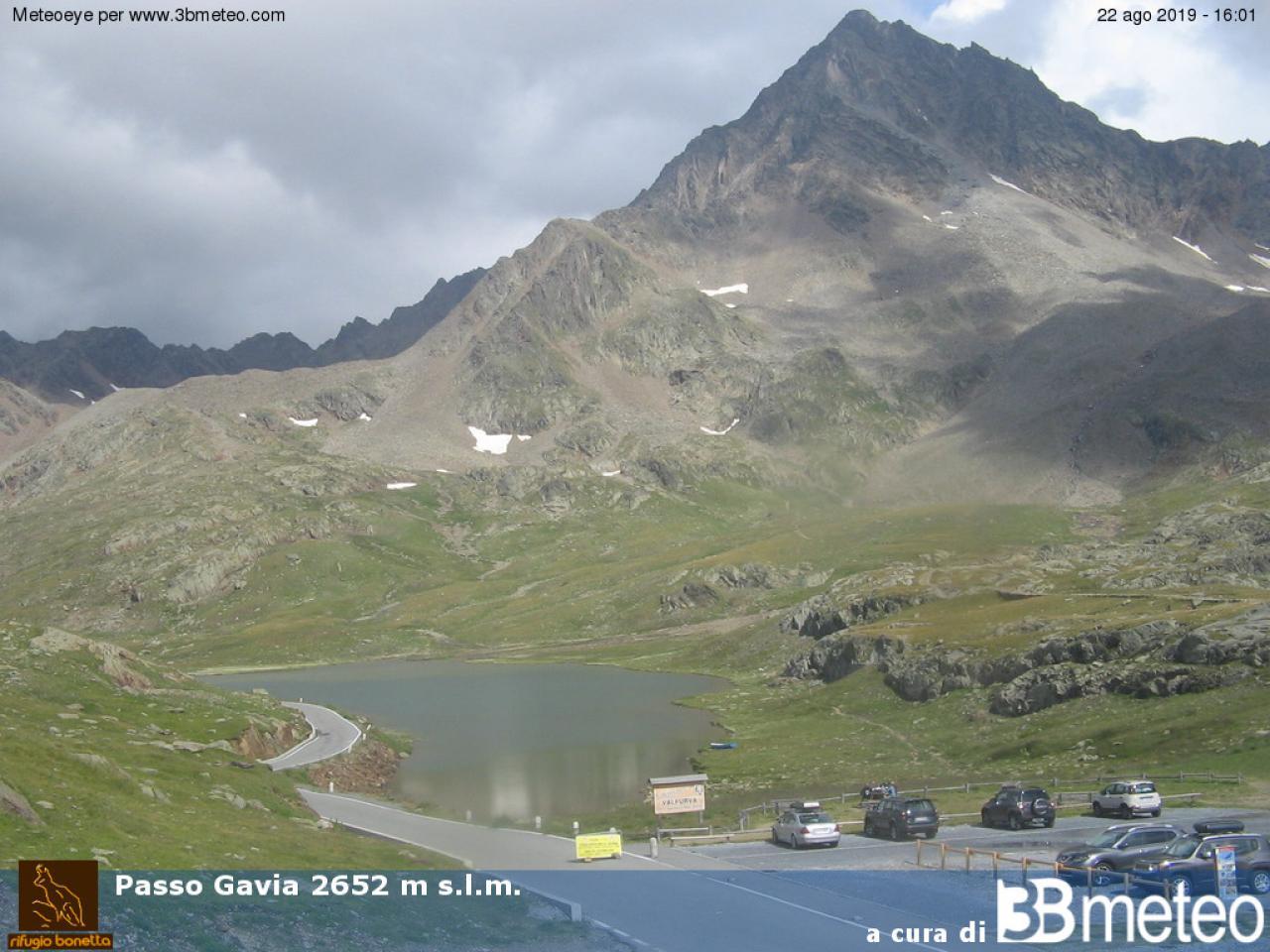 Webcam Passo Gavia