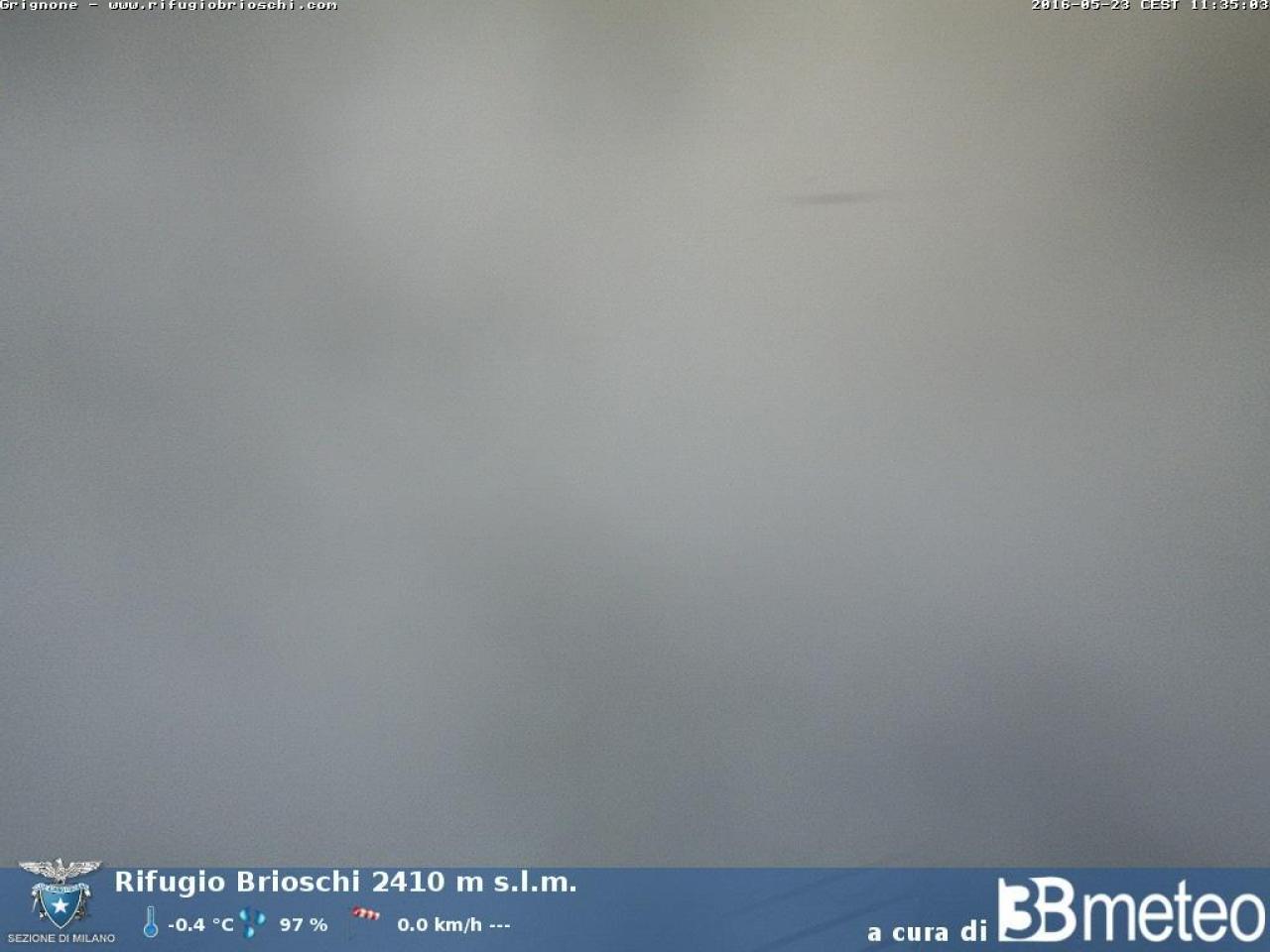Grigna - Rifugio Brioschi