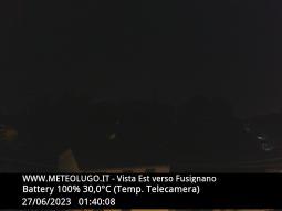 Lugo- Vista in direzione nordest