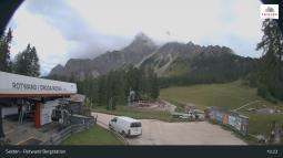 Monte Elmo - Panoramica sulle Dolomiti di Sesto