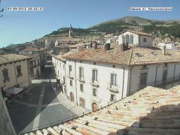 Pescacostanzo- Piazza Municipio