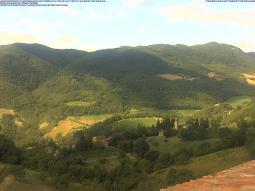 Vista su Montasico