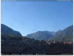 Imbocco Valle d'Aosta da Tavagnasco