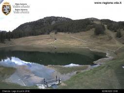 Chamois - Lago di Lod