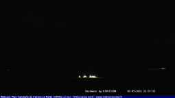 Webcam panoramica da Pian Cansiglio - Casera Le Rotte (Fregona - TV - Italia), quota 1056m s.l.m.