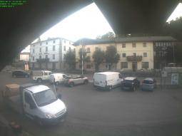 La piazza di Piandelagotti