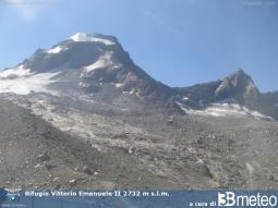 Webcam Rifugio Vittorio Emanuele