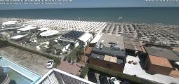 Hotel Byron- vista sulla spiaggia