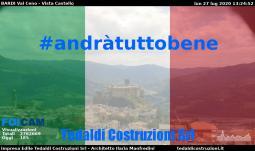 BARDI Val Ceno - Vista castello