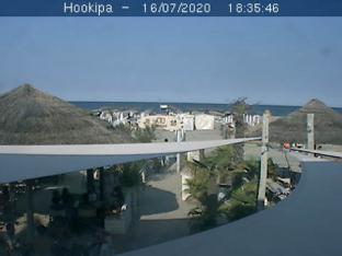 Spiaggia dall\'Hookipa Village