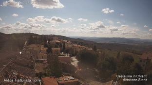 Castellina - Direzione Siena