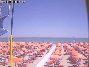 Pinarella - Bagno Andreucci Beach