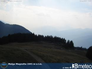 Webcam Malga Magnolta