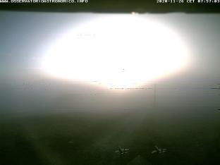 Monteromano - Vista dall\\\'osservatorio astronomico