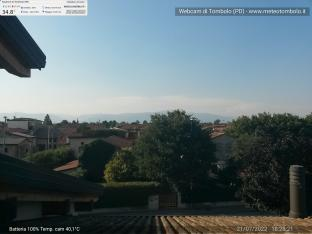Webcam di Tombolo (PD)
