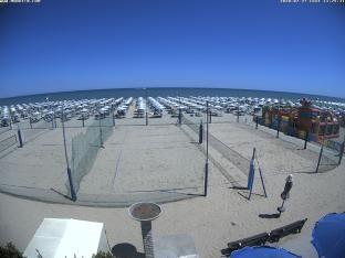 Pinarella - Spiaggia bagno delfino