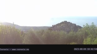 Panoramica su Caronia
