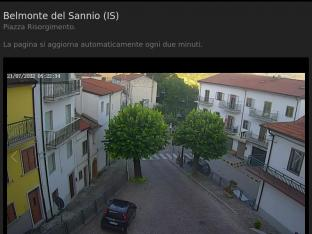 Belmonte del Sannio via Roma