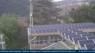 Webcam Genazzano
