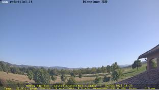 Castellarano - Farneto di Sotto (Vista appennino)