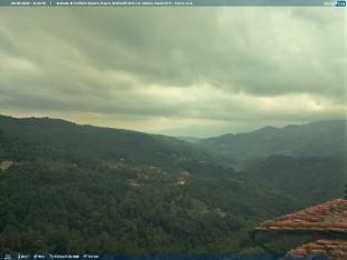 Panorama da Abbadia San Salvatore