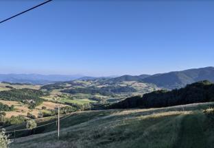 Monte Canate - Valico S. Antonio 650 mslm