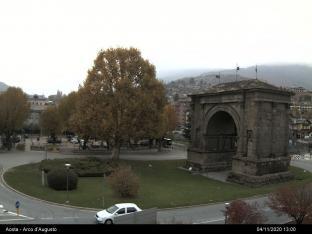 Aosta - Arco d\'Augusto