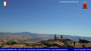 Castell\'Azzara (GR) - 815 m slm
