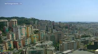 Genova est: Marassi, S. Fruttuoso, Foce, Quezzi