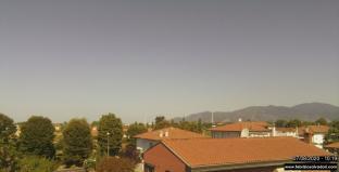 La Borra vista Monte Serra