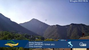 Webcam Sant'Omobono Terme - Valsecca